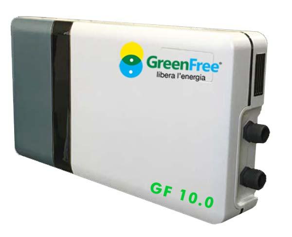GF 10.0 Igienizzare naturalmente