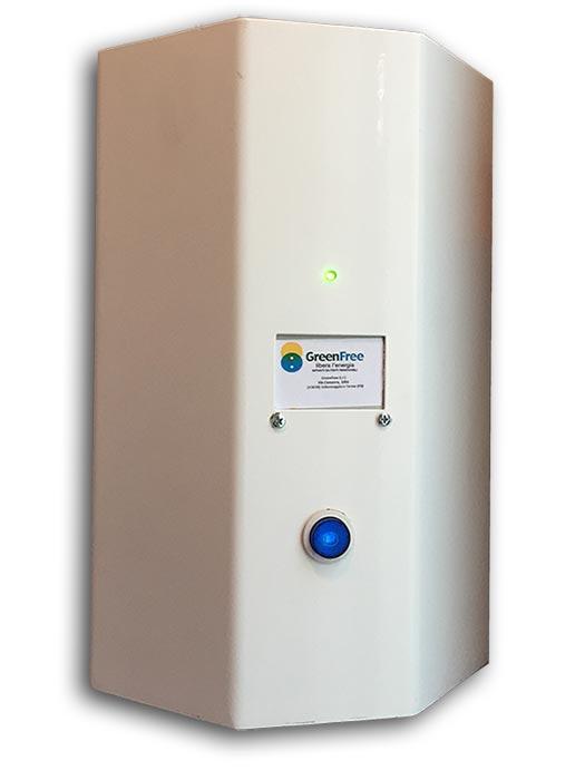 Kit Idronico 17-30 Generatore di Ossidrogeno